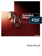 Autodesk Maya Muscle0