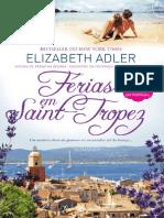 Elizabeth Adler - Férias em Saint-Tropez