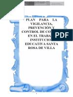 Plan de Vigilancia IE-SRV