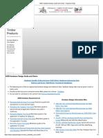 Engineering Hardware Design Specifications