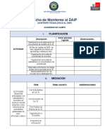 Ficha de Monitoreo al DAIP