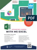 Leaflet MS Excel