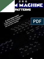 Drum Machine - 260 Patterns_text.pdf
