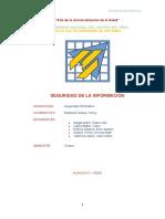 Seguridad de La Información - Informe Final UNCP
