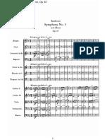 Beethoven - Symphony No 5 in C Minor, Op 67