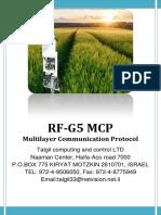 RF G5 MCP English user manual version 1.2