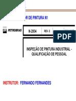 2 - Estados iniciais de corrosão e preparo de superfície