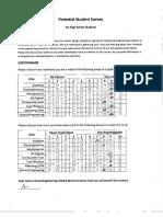Pace Survey Pp21 30