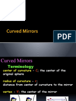 Spherical Mirrors Explained