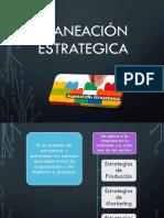 6. Planeación Estratégica
