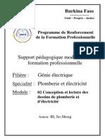30. Plomberie et électricité_Conception et lecture des dessins de plomberie et électricité.pdf