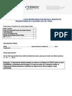 Formulario de Inscripcion Al Registro Del Cenoc 0