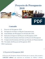 Dia 6 - Presentación Análisis del Proyecto del Presupuesto 2018.pdf