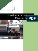 Práctica 9 - Arranque de los motores de inducción 3Φ y 1Φ