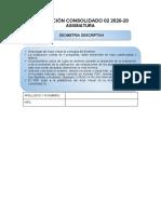 Evaluación consolidado 02