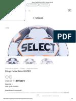 35.4. Oferta - 1 buc - Minge Fotbal Select SUPER - Magazin Sportiv