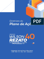 Diretrizes Wilson Rezato