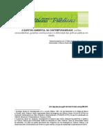 A questão ambiental na contemporaneidade - entrevista com o Prof. Dimas Floriani.pdf