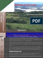 Conservação do solo e água