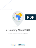 e-Conomy Africa 2020 - Africa's $180 billion Internet economy future