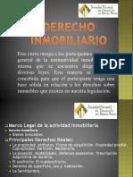 DERECHO INMOBILIARIO SESION Nº1