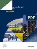 Panorama Régions du Québec 2020