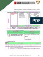 SESION 13 Mat. comparamos y ordenamos fracciones.docx