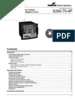 Manual Form 6S280704P Portugues