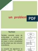 tecnicas de diseño metodologia para resolver problemas