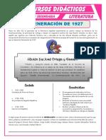 La-Generación-de-1927-para-Quinto-de-Secundaria