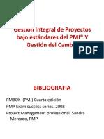 Proceso de Gerencia de Proyectos