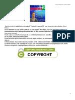Fiche Copyright et Droits d'auteur