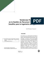 Tendencia Mundial del Agua_ Restrepo Ines.pdf