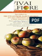 catalogo frutti antichi
