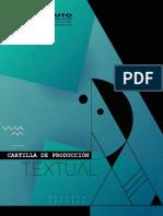 Cartilla Produccion Textual 1