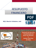 SESION 06 PRESUPUESTO FINANCIERO