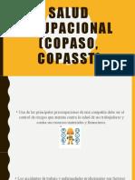 SALUD OCUPACIONAL (COPASO, COPASST) 1