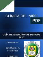 Atención al dengue