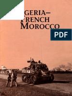 Algeria French Morroco
