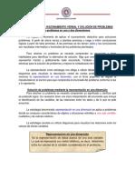 Clase III RV-Fac. Verlayne García soluciones de problema lecciones 15 al 20