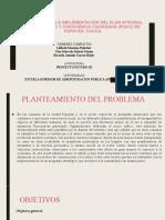 UNIDAD 1 EXPO PROPUESTA 2020 PROYECTO III