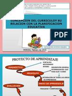Plan de p0lanificacion con el curriculo.ppt