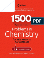 ARIHANT 1500 SELECTED PROBLEM IN CHEMISTRY