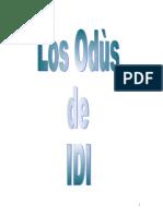 Ifismo Vol 5 - Odi - Espanol Completo - C. Osamaro Ibie