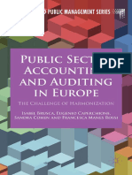 Public Sector Accounting and Auditing in Europe_ The Challenge of Harmonization (Brusca 2015)