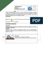 Guía de aprendizaje U4