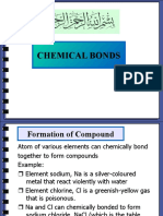 Chapter 5_Chemical Bonds