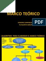 Marco teorico-8va Clase Pre- G-