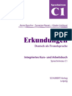 Erkundungen Deutsch als Fremdsprache