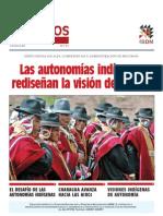 Autonomías Indígena Originario Campesinas